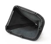 BMW Black Dakota Leather Automatic Transmission Shift Boot - Genuine BMW 25167592028