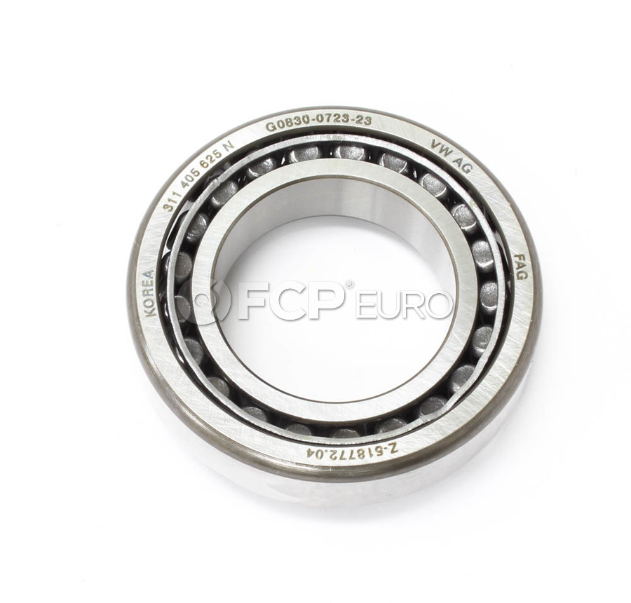VW Audi Wheel Bearing Front - Genuine VW Audi 311405625N