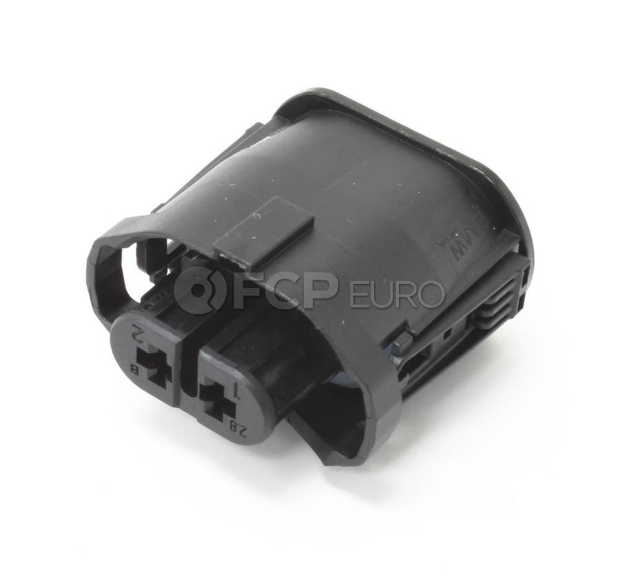 BMW Socket Housing (Black) - Genuine BMW 61132360041