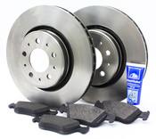 Volvo Brake Kit - Pagid 31262095KT