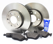 Volvo Brake Kit - Pagid 31262092KT1