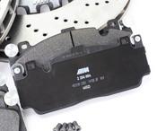 BMW Brake Kit - Genuine BMW 34112284101KTF