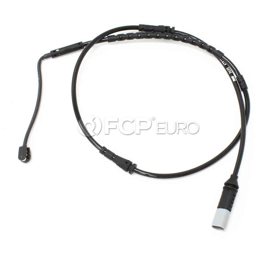 BMW Brake Pad Wear Sensor - Genuine BMW 34356791958