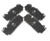 BMW Brake Pad Set - Genuine BMW 34112284869