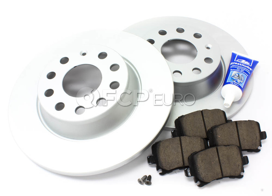 Audi VW Brake Kit - Zimmermann KIT-511943