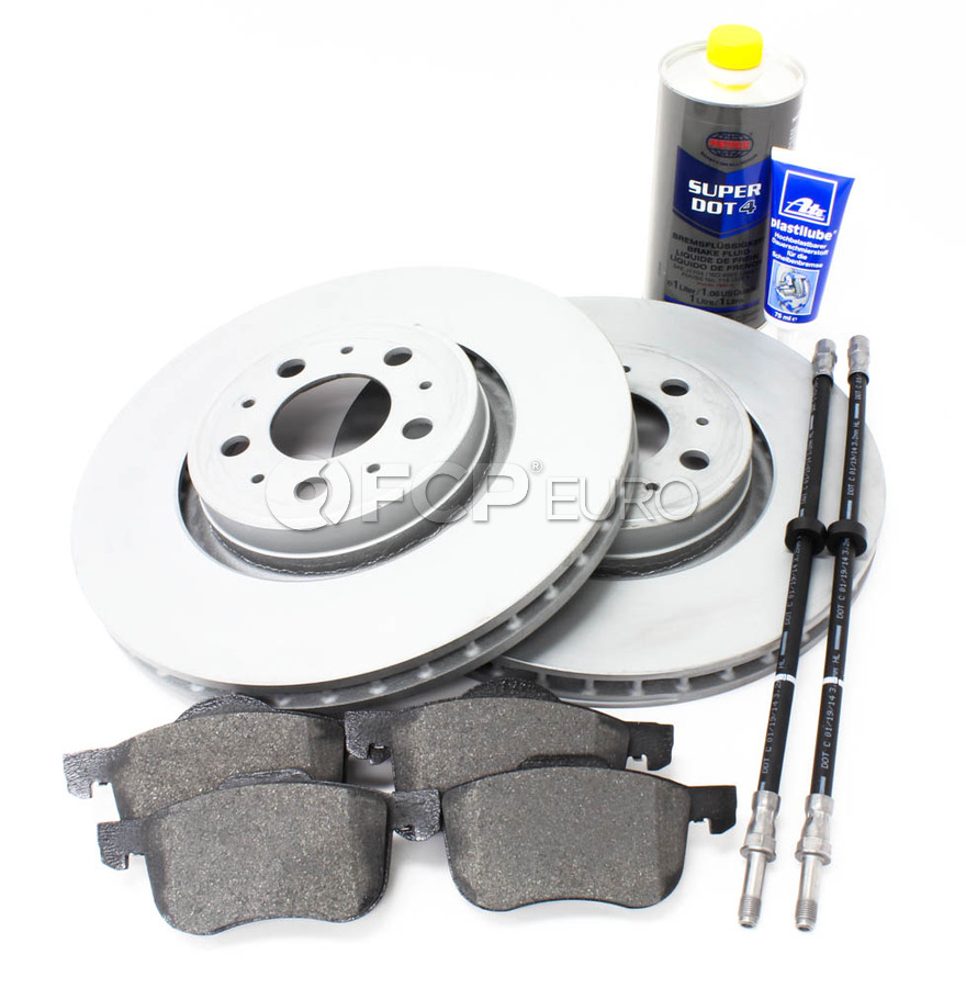 Volvo Brake Kit - Textar 9475266KT2
