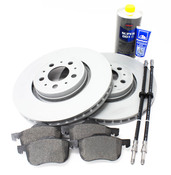 Volvo Brake Kit - Textar 9475266KT2
