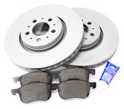 Volvo Brake Kit - Textar 9475266KT4