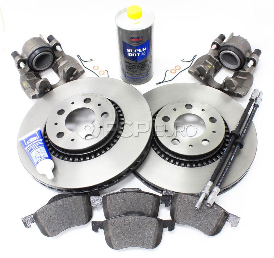Volvo Brake Kit - Pagid 31400740KT4