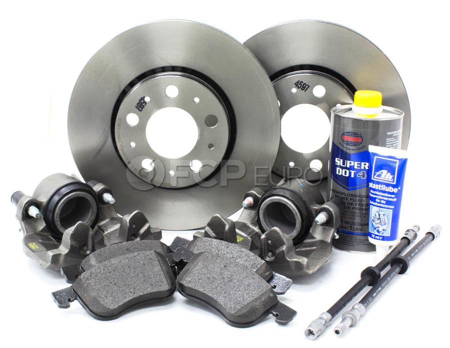 Volvo Brake Kit - Pagid 31400739KT4