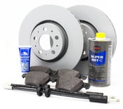 Volvo Brake Kit - Pagid 31423325KT3