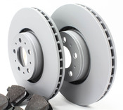 Volvo Brake Kit - Pagid 31423325KT2