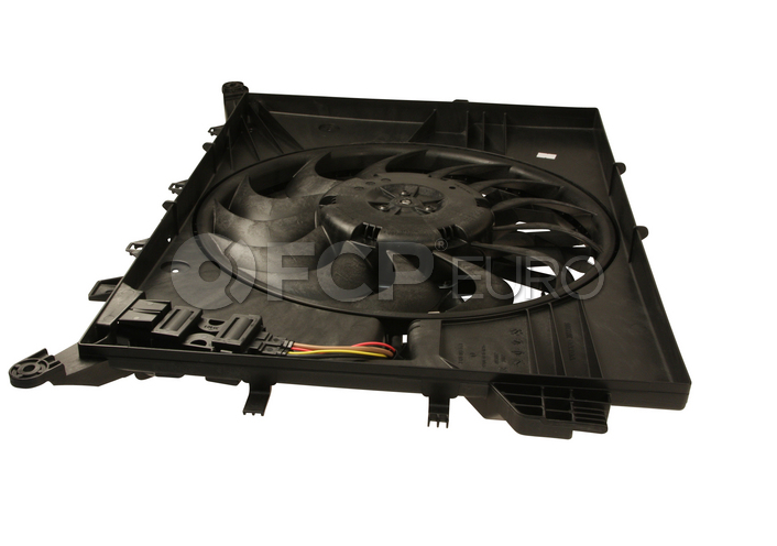 Volvo Auxiliary Cooling Fan Assembly - Genuine Volvo 30749759