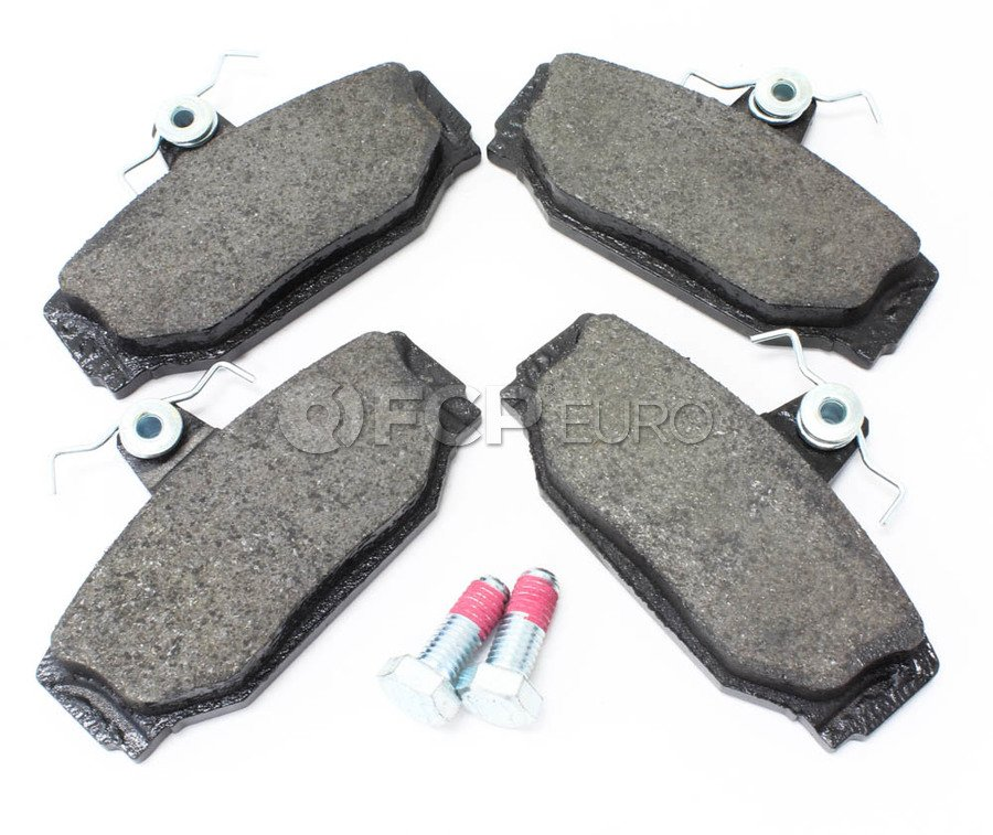 Volvo Brake Pad Set - Textar 31261186