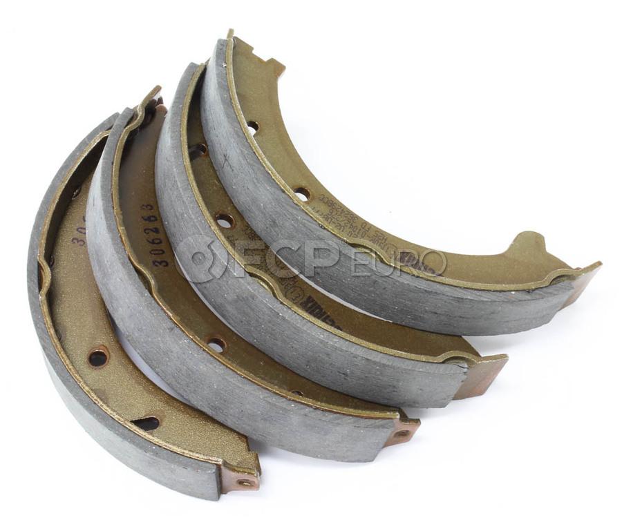 Volvo Parking Brake Shoe Set - TRW 31262622