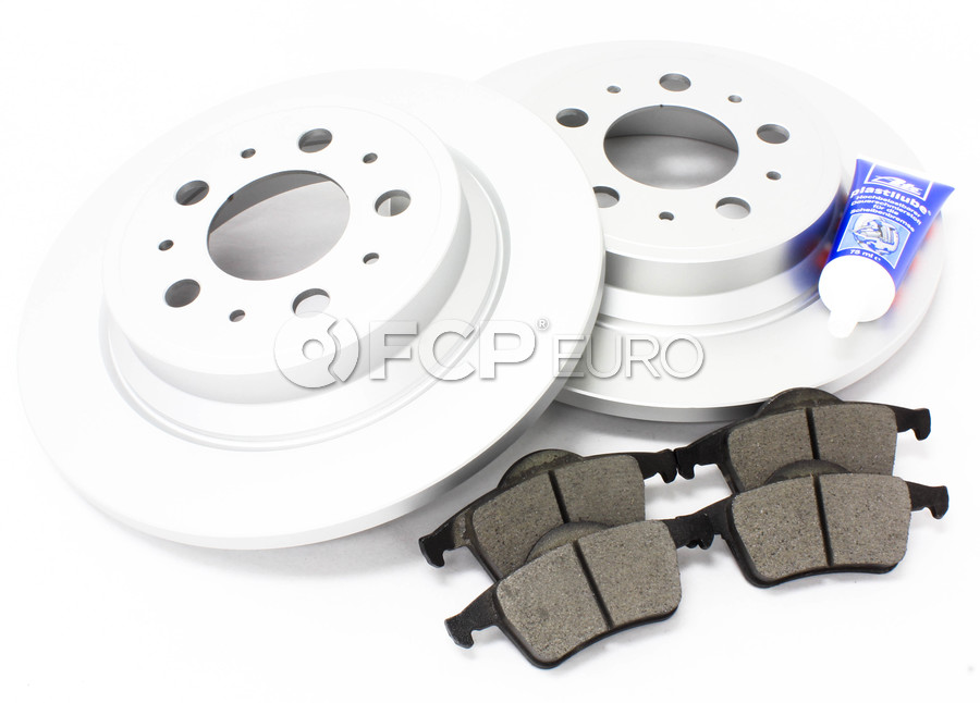 Volvo Brake Kit - Akebono 31471821KT1