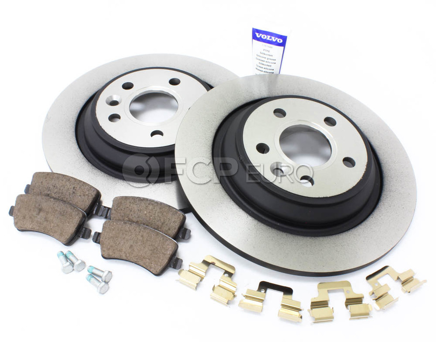 Volvo Brake Kit - Genuine Volvo P3XCV70S80RRSOLKTP5