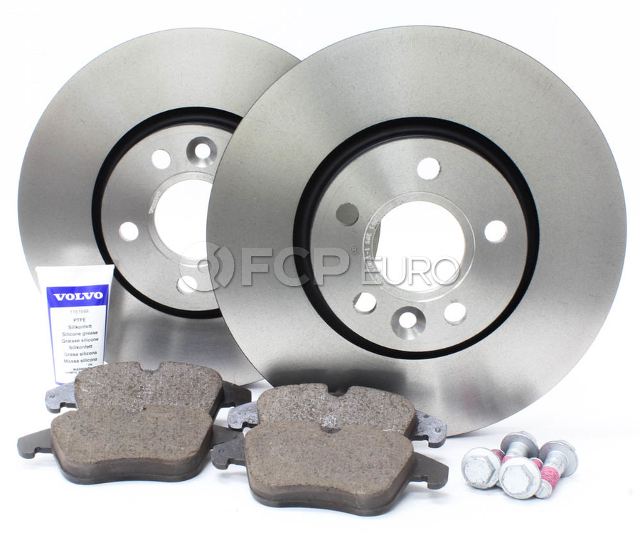 "Volvo Brake Kit 11.81"" - Genuine Volvo P3300FTBKP5"