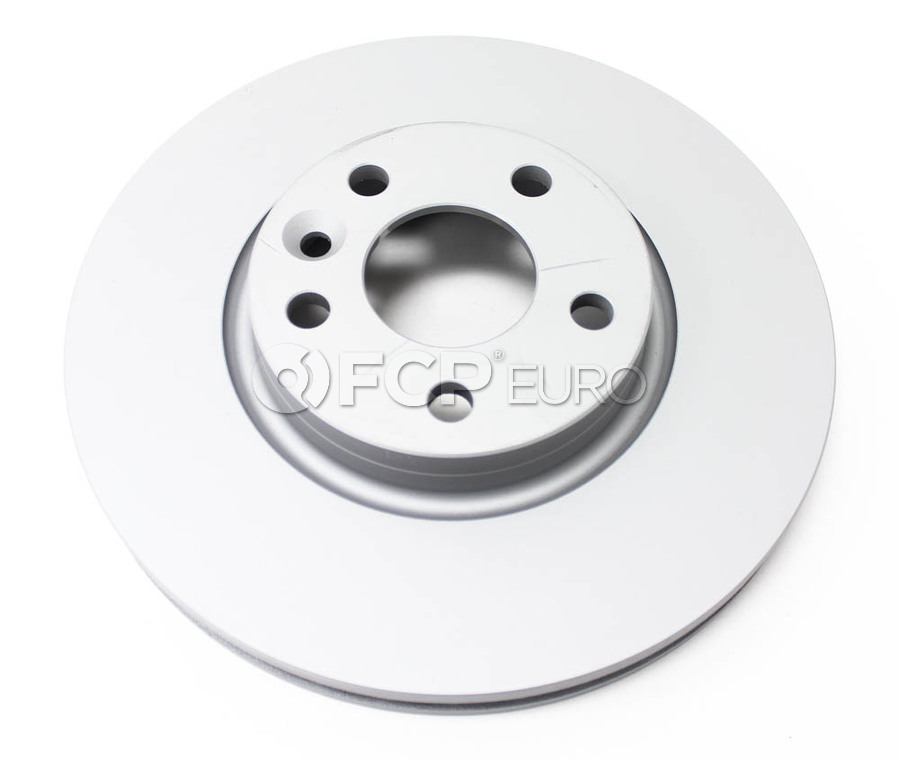 "Volvo Brake Disc 11.81"" - Zimmermann 31341382"