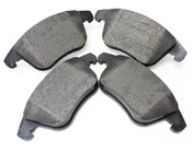 Volvo Brake Pad Set - Textar 30793540