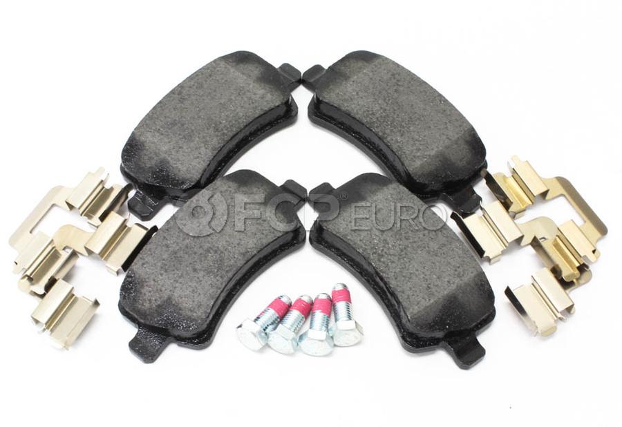 Volvo Brake Pad Set - Textar 30671575