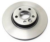 """Volvo 11.81"""" Brake Disc - Brembo 31341382"""