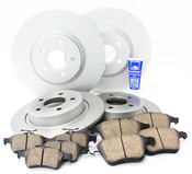 Volvo Brake Kit - Akebono 30742029KT2