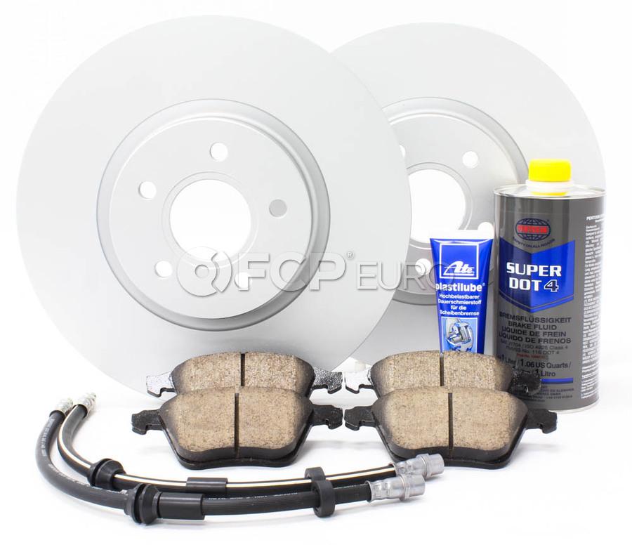 Volvo Brake Kit - Akebono 30742029KT4
