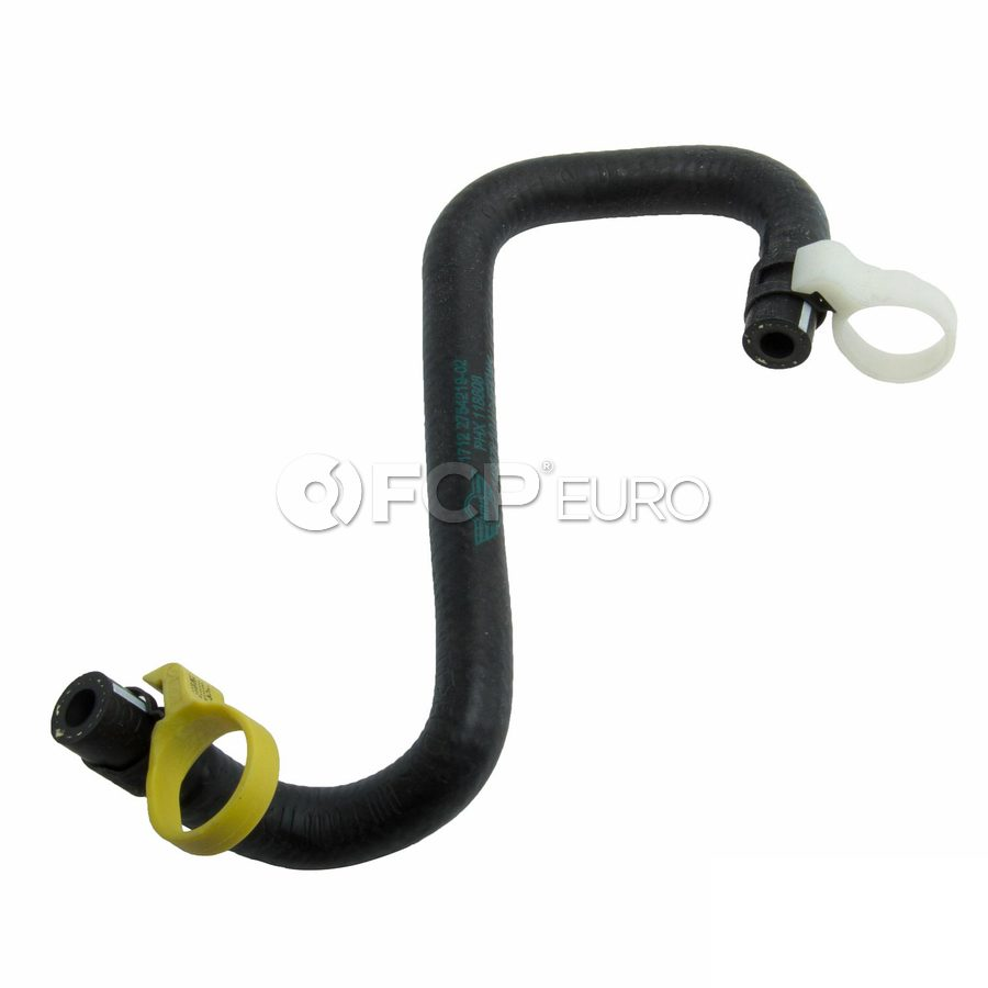 Mini Engine Coolant Recovery Tank Hose Upper (Cooper) - Genuine Mini 17122754219
