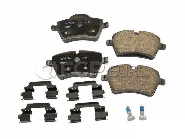 Mini Brake Pad Set - Genuine Mini 34119808705