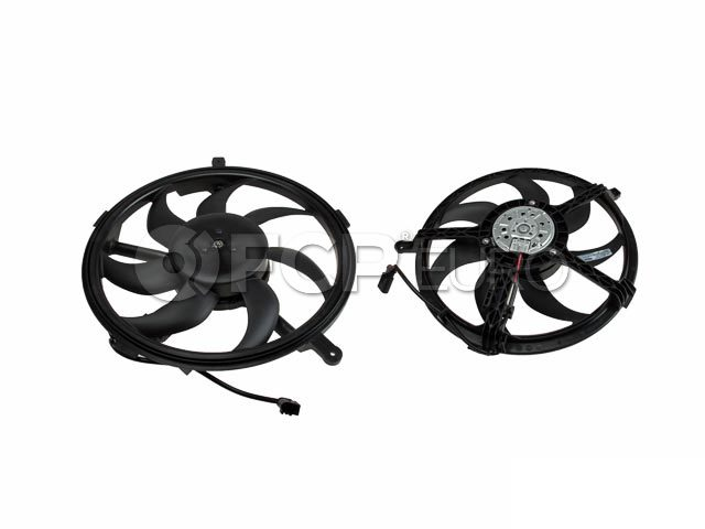 Mini Cooper Cooling Fan Assembly - Mahle Behr 351042741