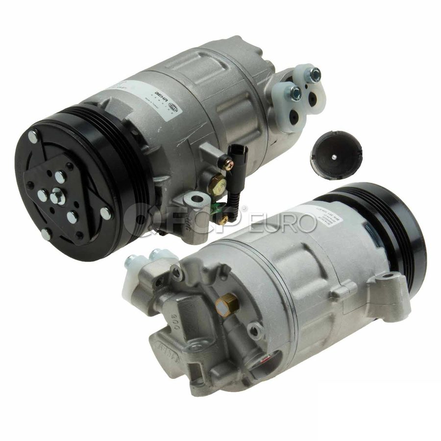 BMW A/C Compressor (Z4) - Mahle Behr 64506950789