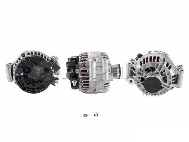 BMW Remanufactured 155 Amp Alternator - Genuine BMW 12317543083