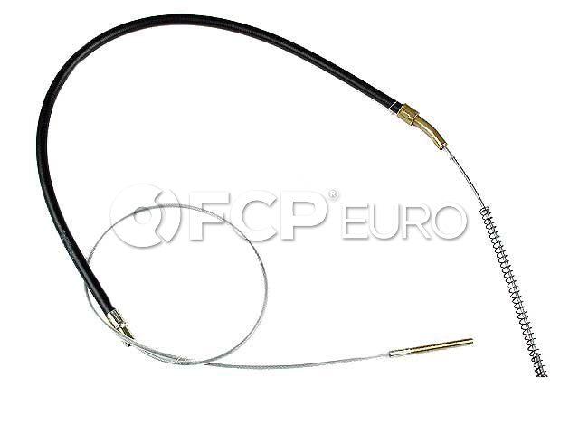 BMW Parking Brake Cable - Genuine BMW 34411114215