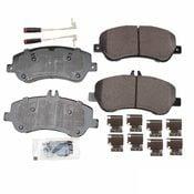 Mercedes Brake Pad Set - Akebono 0074207420