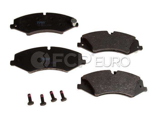 Land Rover Brake Pad Set - TRW GDB1898
