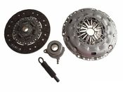 Volvo Clutch Kit - LuK 6243639330