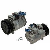 Audi A/C Compressor - Nissens 4E0260805AR
