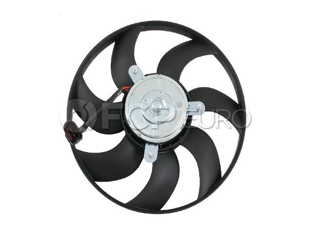 Audi VW Cooling Fan Assembly - Genuine Audi VW 1K0959455ET
