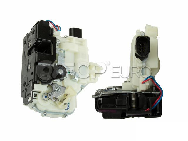 VW Door Lock Actuator Motor - Genuine VW Audi 3B4839016AM
