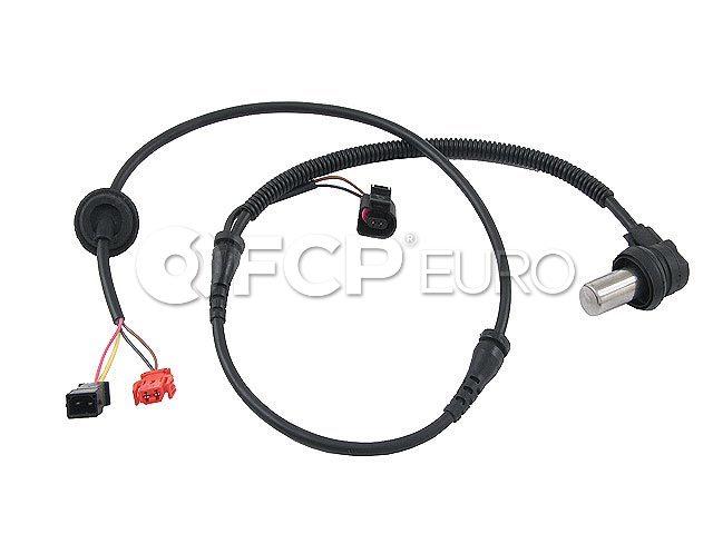 Audi ABS Wheel Speed Sensor - Bosch 4B0927803C