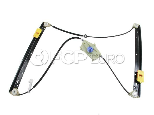 Audi Window Regulator - Genuine VW Audi 4F0837461A