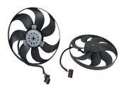 VW Engine Cooling Fan Motor (Beetle) - Genuine VW Audi 6X0959455C