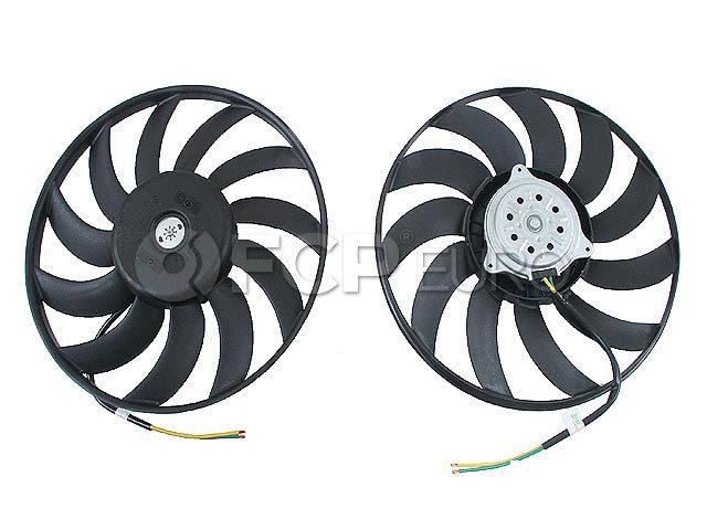 Audi Cooling Fan Motor - Genuine Audi VW 8E0959455K