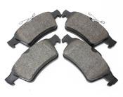 Volvo Brake Pad Set - Textar 30742031
