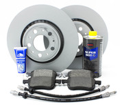 Volvo Brake Kit - Textar 9475266KT3