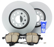 Audi VW Brake Kit - Zimmermann/Akebono B7A4BRK2