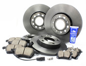 Audi VW Brake Kit - Zimmermann KIT-B6BKBRE