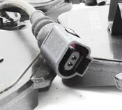 Audi VW Brake Pad Set - Akebono 5N0698151