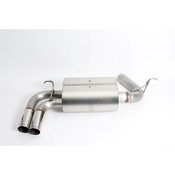 BMW Axle Back Exhaust With Polished Tips (F30 F31 F32 F33) - Dinan D660-0046